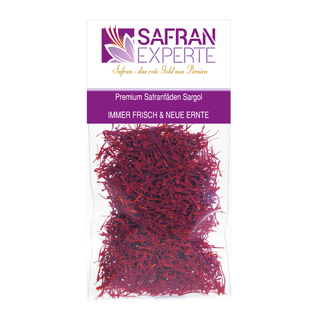 Saffron Sargol 4.6 gram in bag