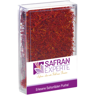 Saffron Pushal 9.2 gram in box