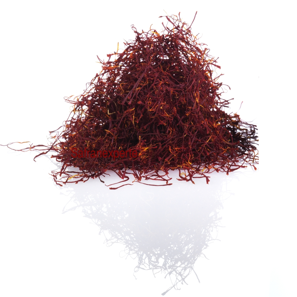 Saffron threads - Pushal High quality saffron with a lot of volume from Saffron expert