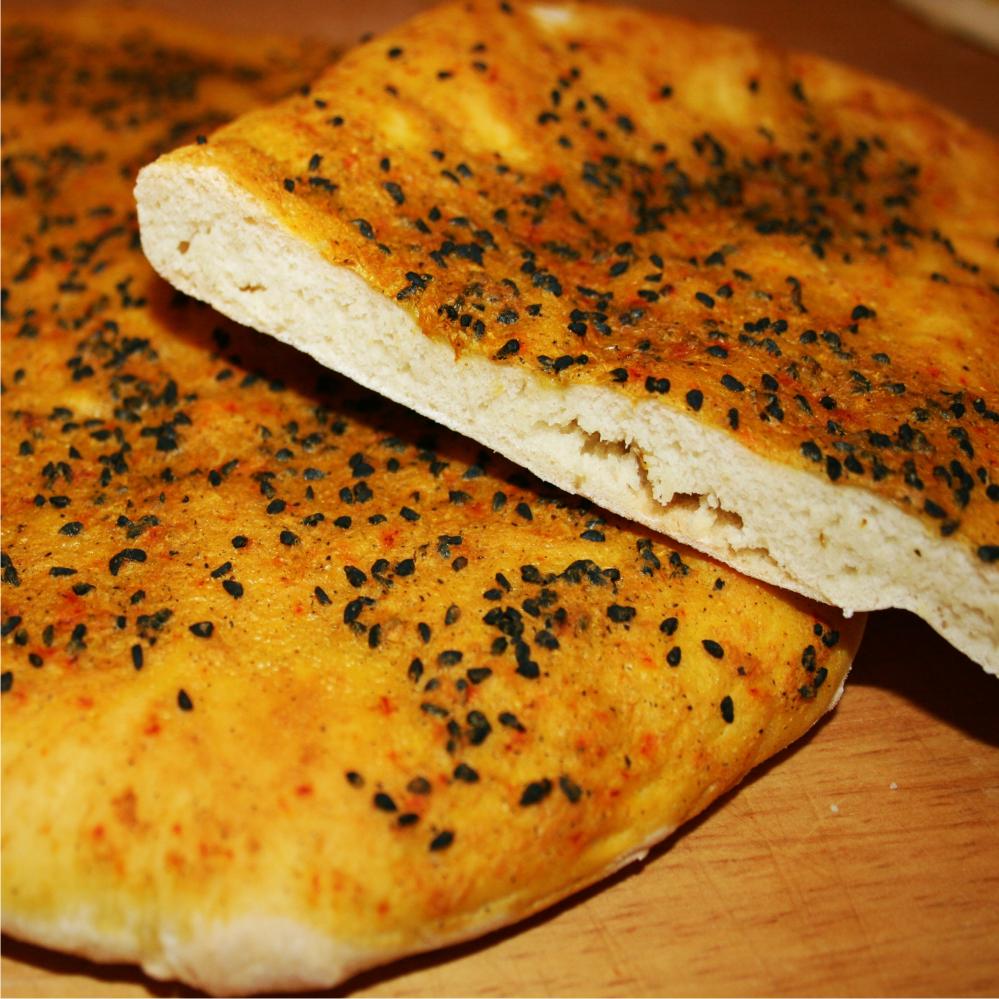 Safranbrot -Safran Brot